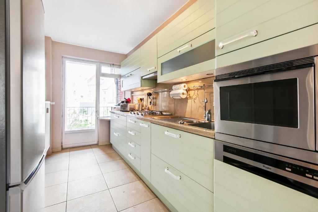 City Centre Apartment with free Parking, 9000 Gent