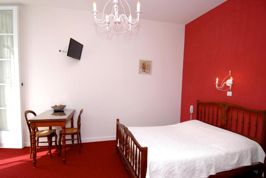 Double Room Hotel George