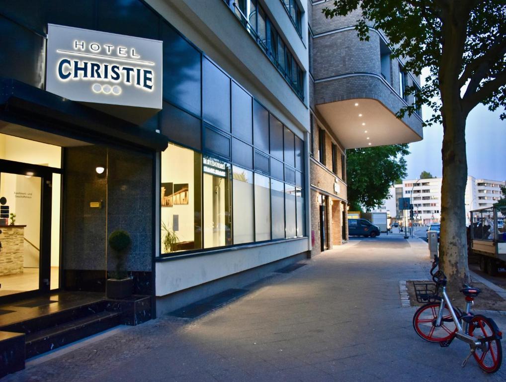Aparthotel Christie