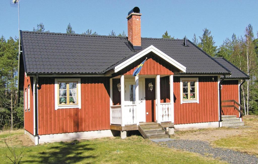 Holiday Home Svenstorp össjö Ljungby In Ljungby Sweden
