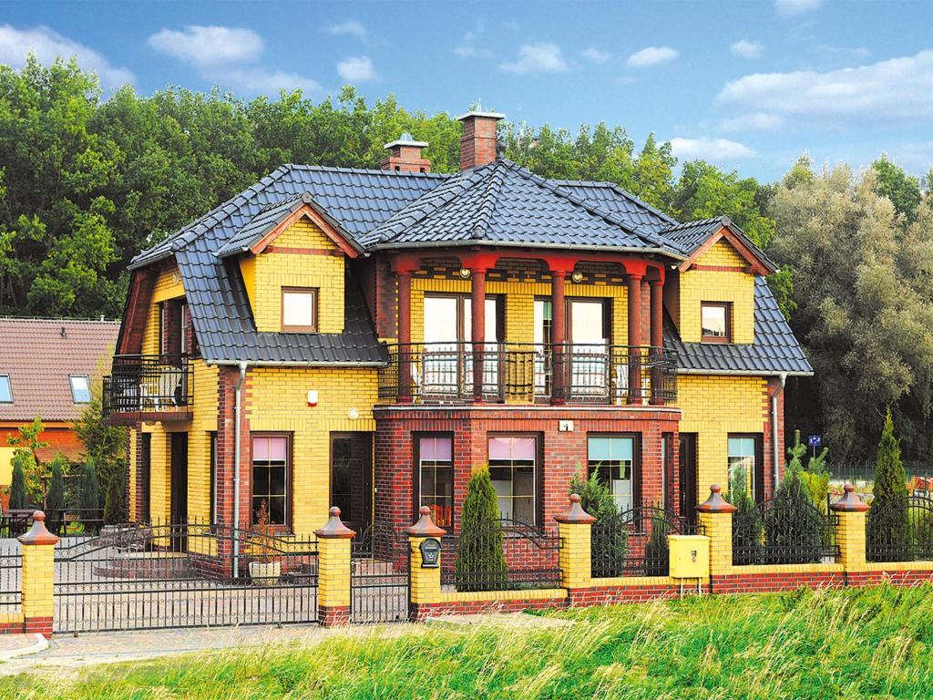 noclegi Pustkowo Semi-Detached House - PL 032.001