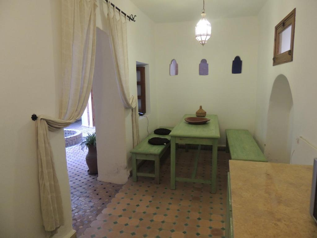 Four-Bedroom Riad (9 Adults)