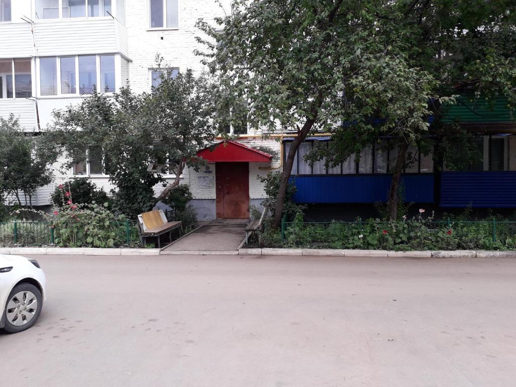 Apartment Ostrovskogo 51