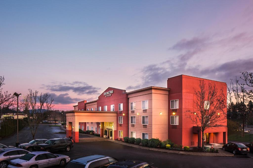 Doubletree By Hilton Hotel Portland Oregon