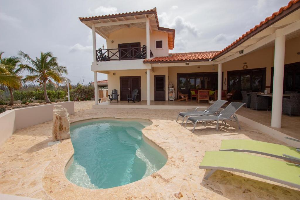 Casa Coco Bonaire at Sabalpalm Villas