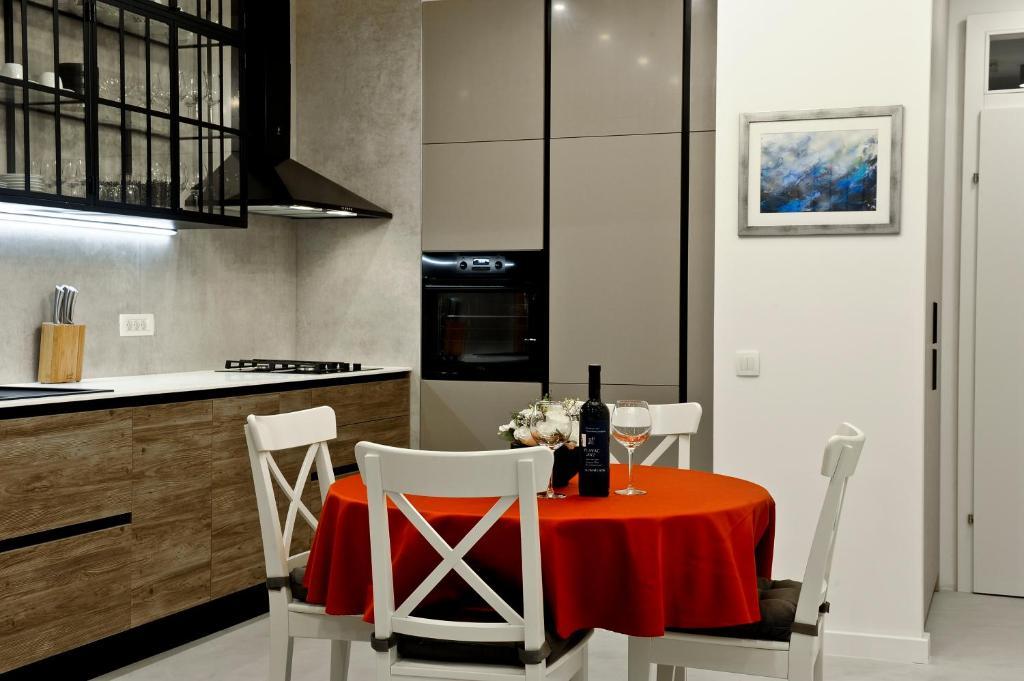 ANiMA Zagreb Luxury Apartment