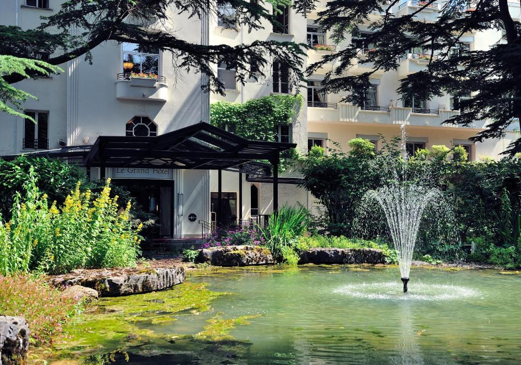 Le Grand Hotel Divonne Les Bains