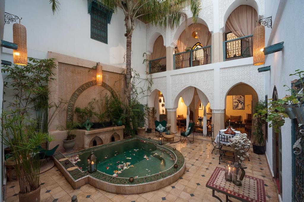 Riad la Cle de la Medina, location en exclusivite
