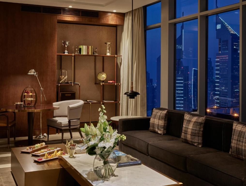 Waldorf Astoria Hotels Accommodations