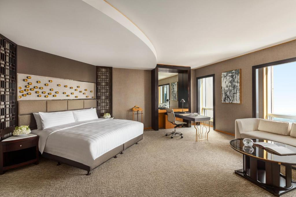 Shangri-La Hotels Accommodations