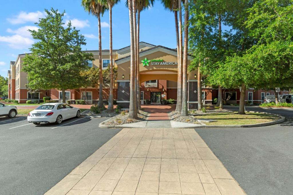Extended Stay America Suites - San Ramon - Bishop Ranch - East