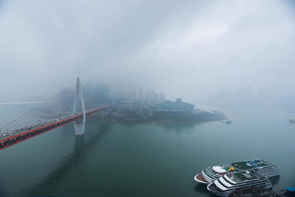 Chongqing Yuzhong· Hongyadong·