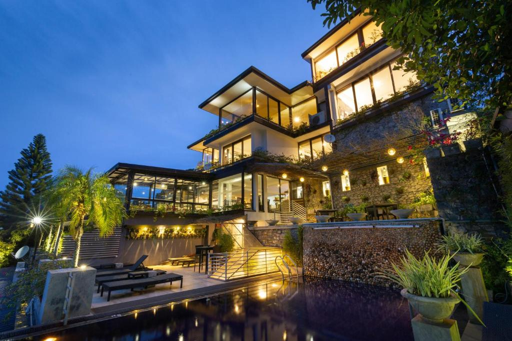 The Theva Residency