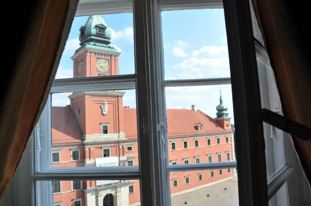 Royal Castle Square Apartment Old Town Warsaw Warszawa