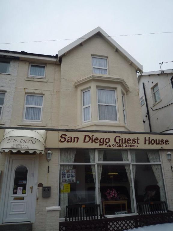 San Diego Guest House