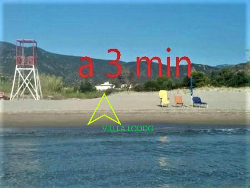 Villa Loddo 1 P 3 Min Dal Mare. Sconto Host bild1