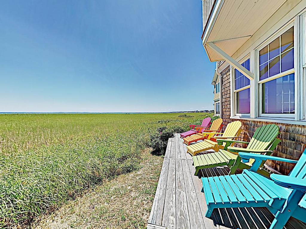 New Listing! Immaculate Beachfront Retreat Home
