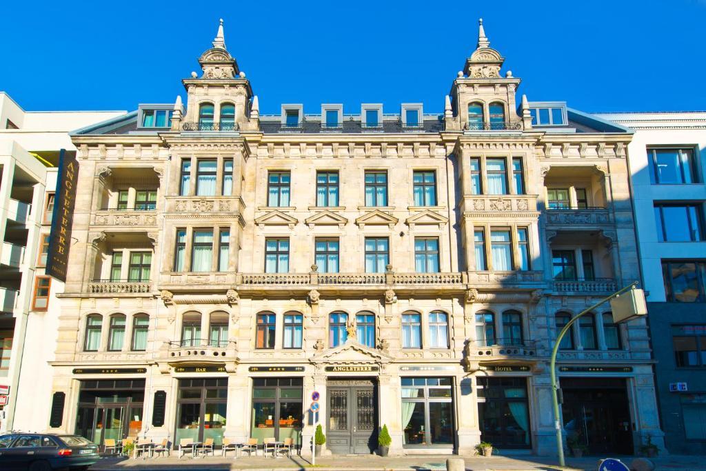 Omschrijving Van Angleterre Hotel Berlijn Friedrichshain