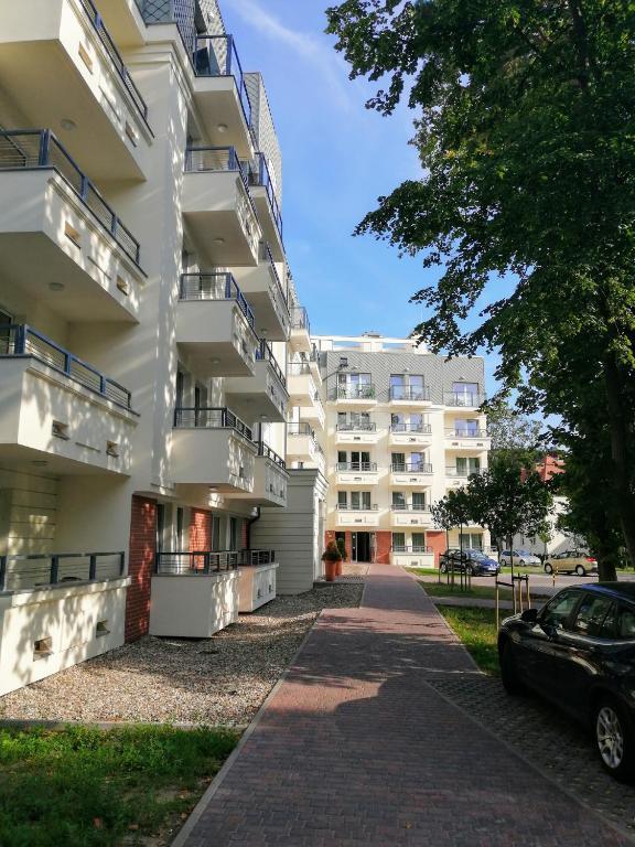 noclegi Świnoujście Apartament Mateusz Cesarskie Ogrody