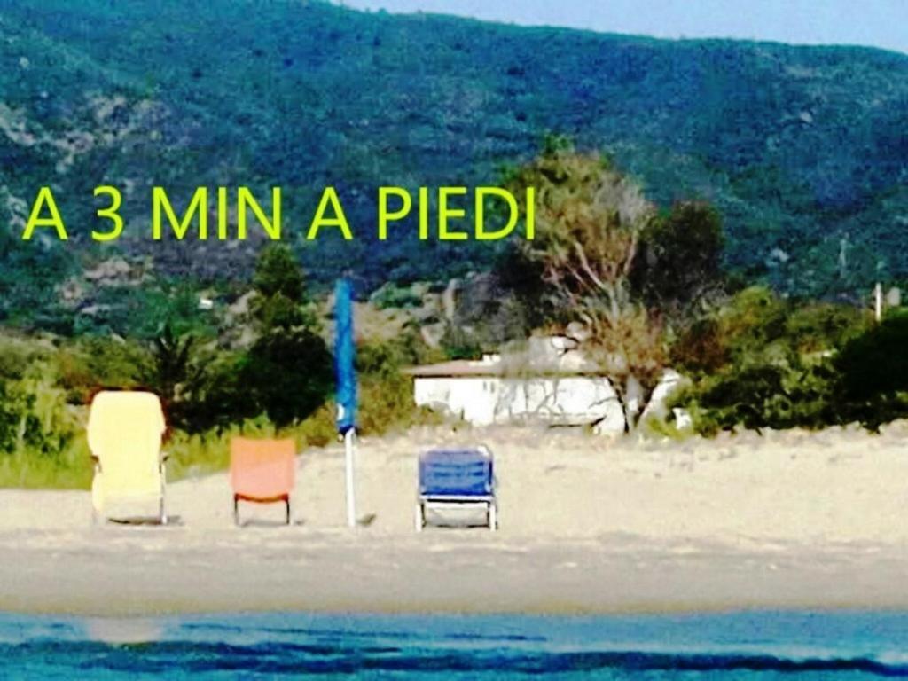 Villa Loddo 1 P 3 Min Dal Mare. Sconto Host bild2