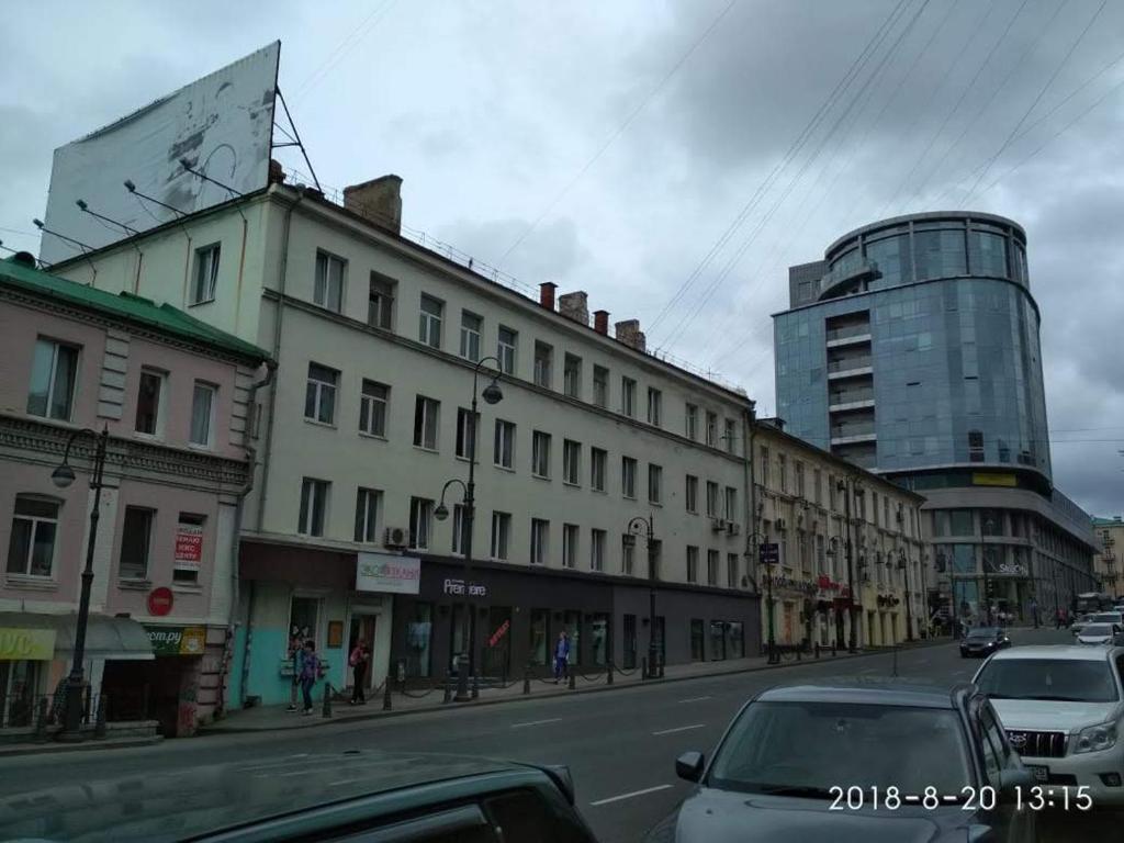 Apartment on Aleutskaya 41