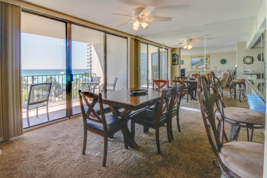 Edgewater Beach Resort T1 307 Panama City Beach Book