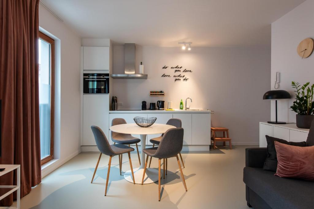 Apartment in between Old Centre & Marina of Ghent, 9000 Gent