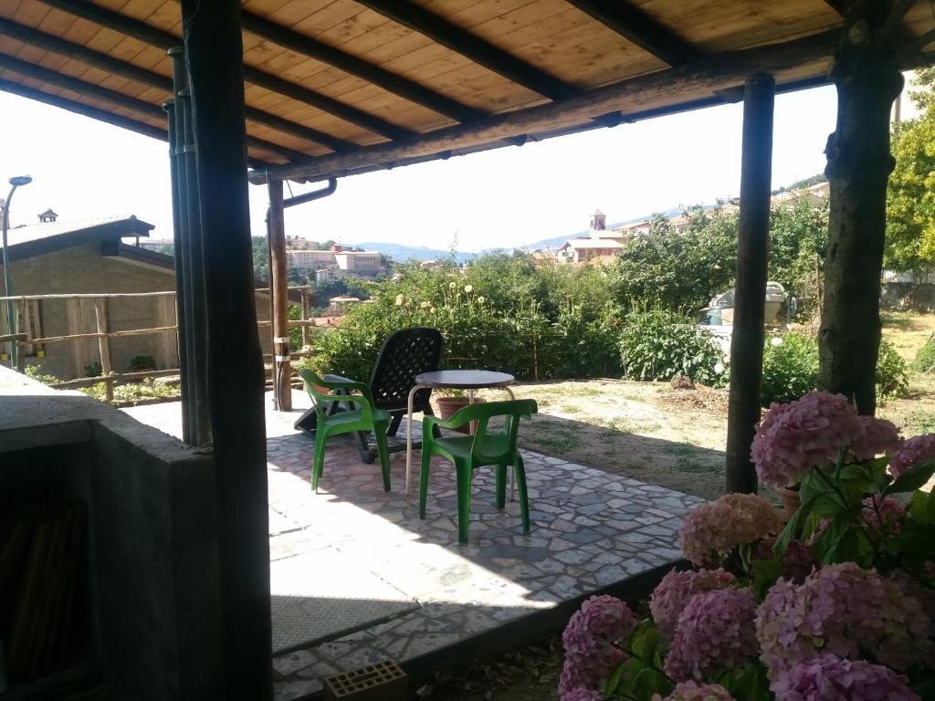 Locazione Turistica appartamento Camino bild5