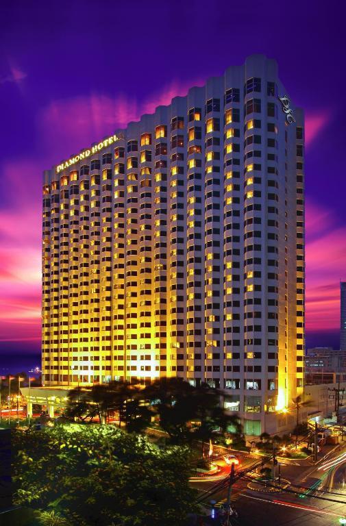 Diamond Hotel Philippines - Multiple Use Hotel