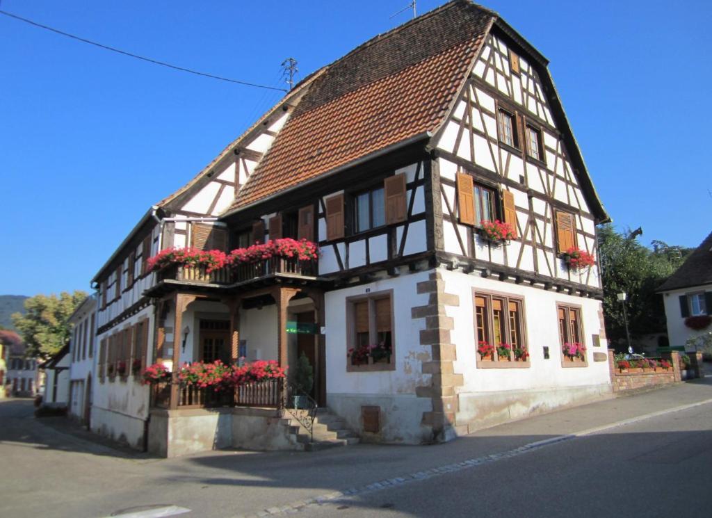 Hotel Restaurant Andlau