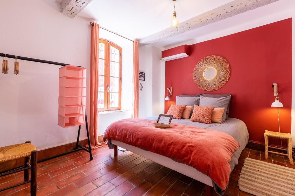"""LE PANIER ENCHANTÉ - """"Suites & Loft"""" - Terrasse et patio au dessus du Vieux Port"""
