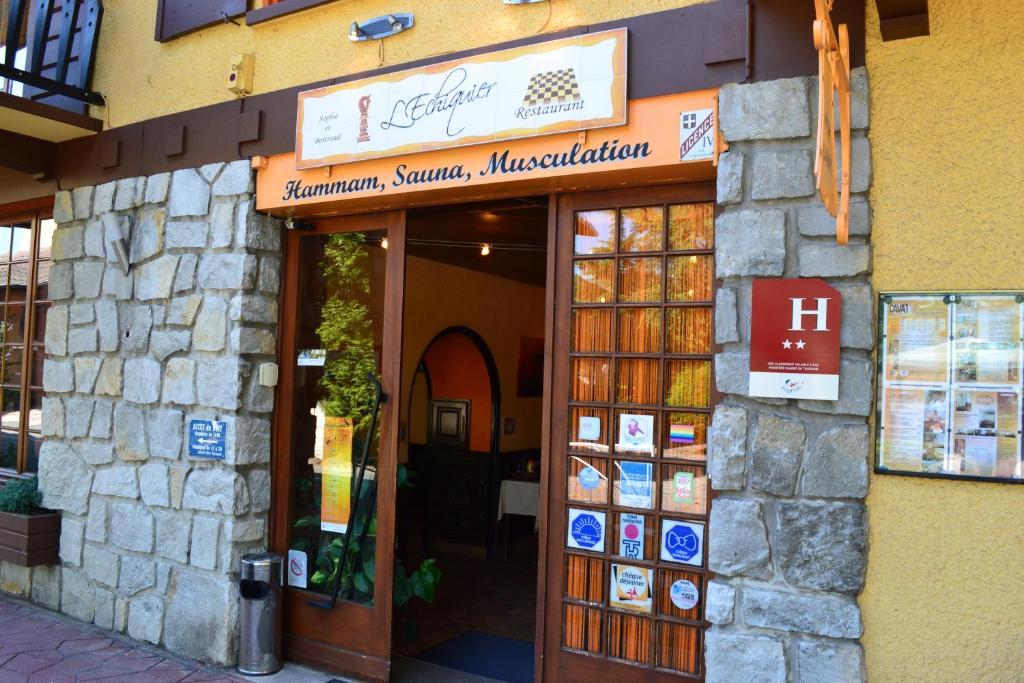 Hotel Restaurant Davat Aix Les Bain