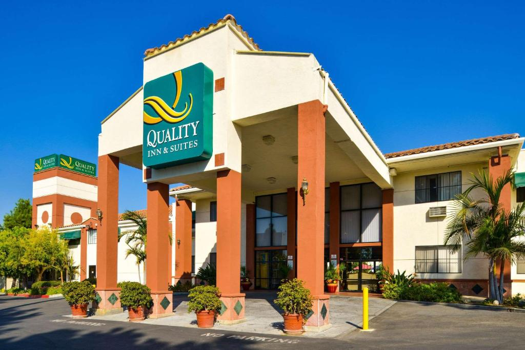 Quality Inn & Suites Walnut - City of Industry