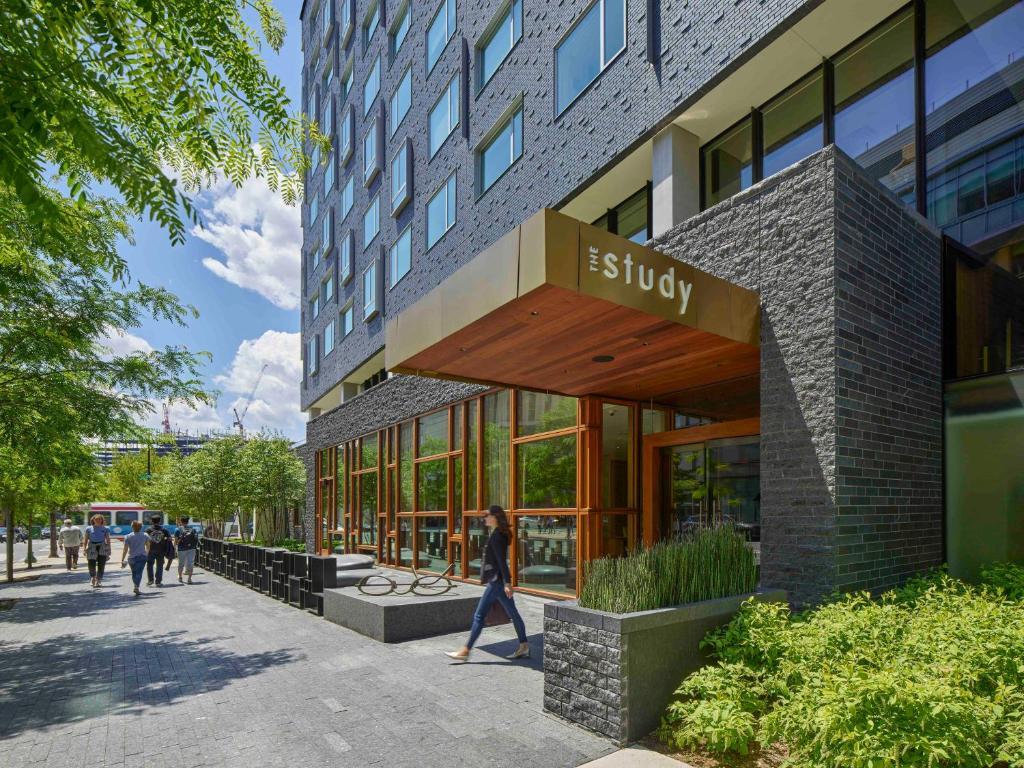 The Study at University City, Study Hotels
