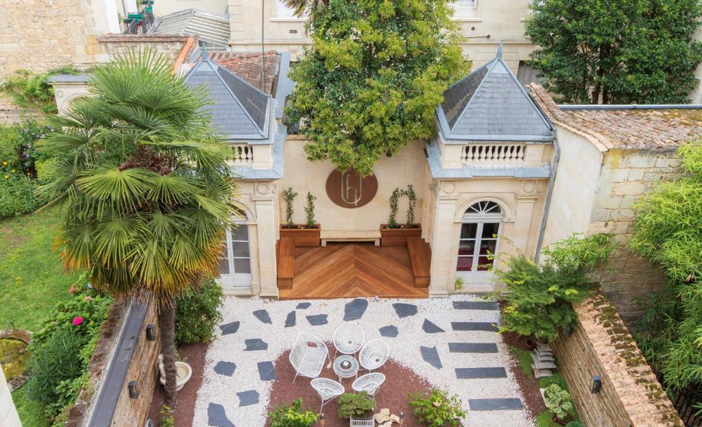 Hotel des Quinconces Bordeaux Centre