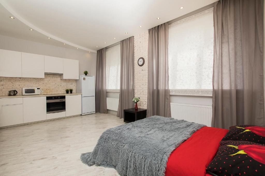 Apartments on Krasnozvezdnaya st.31