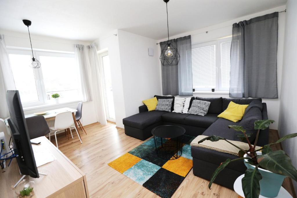 Šamorín - apartment in the center - free parking