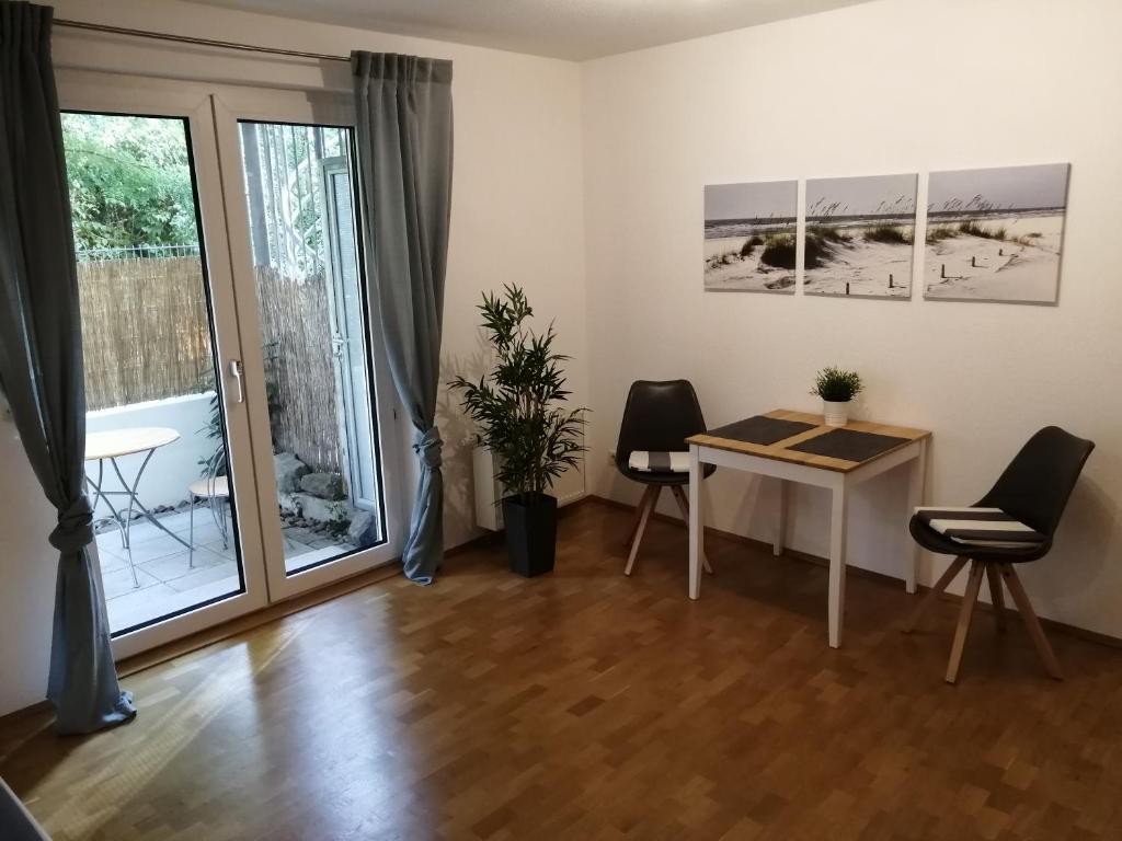 Apartment zum Relaxen - ruhig und doch zentral