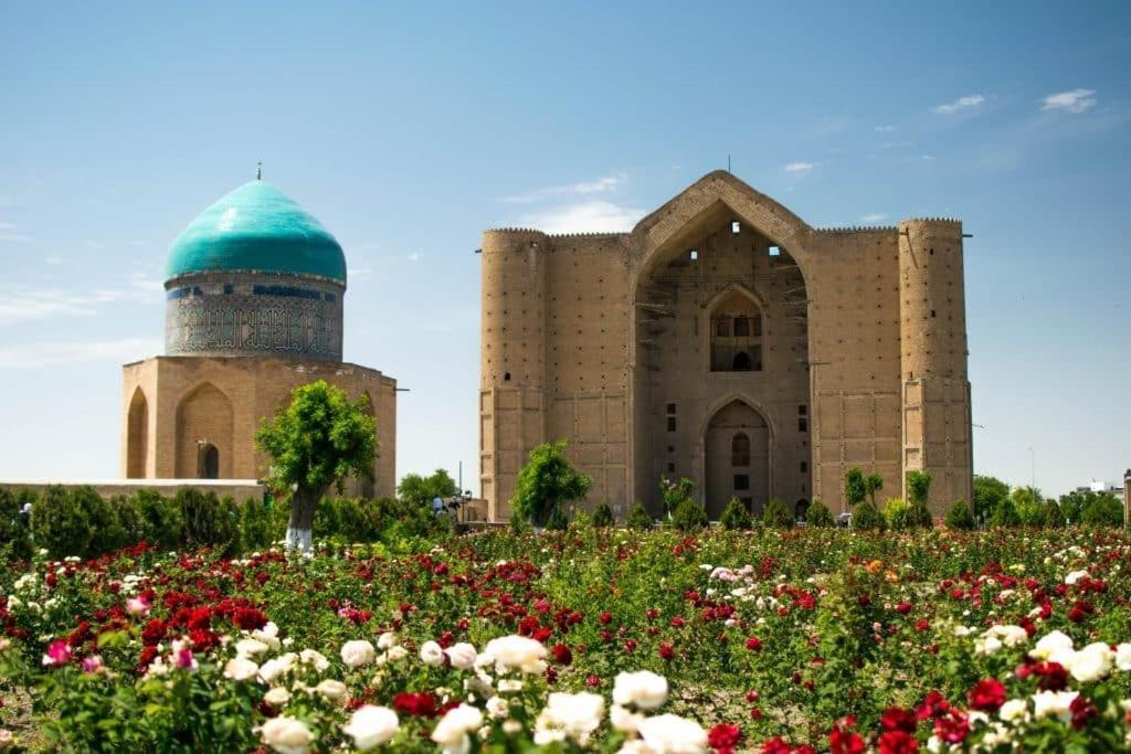 картинка города туркестана идеальный выбор