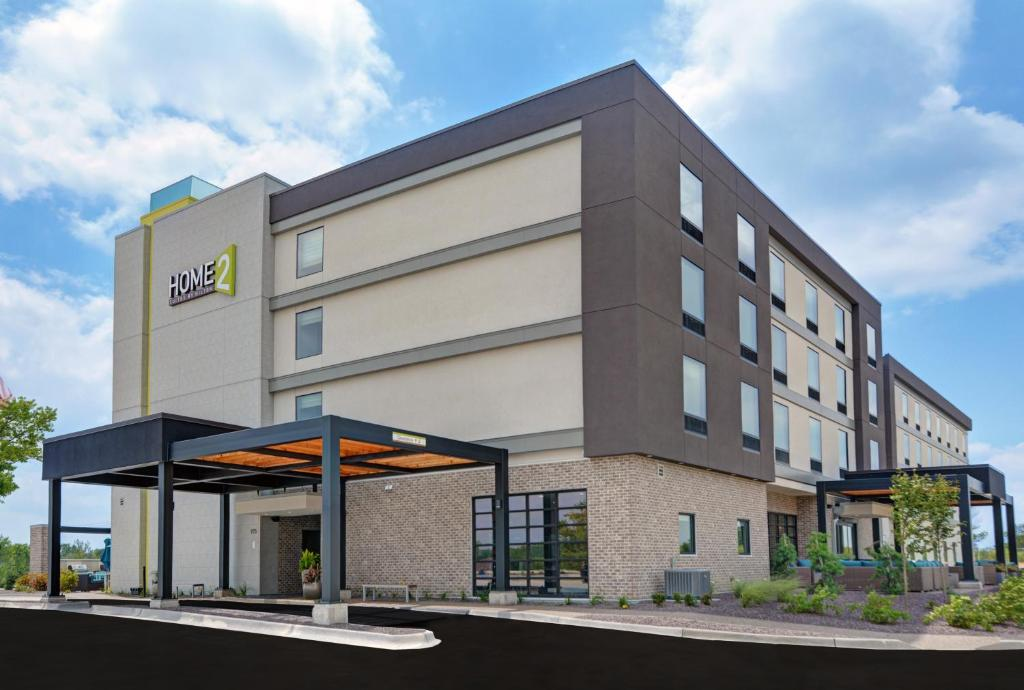 Home2 Suites By Hilton Buford Mall Of Georgia, Ga