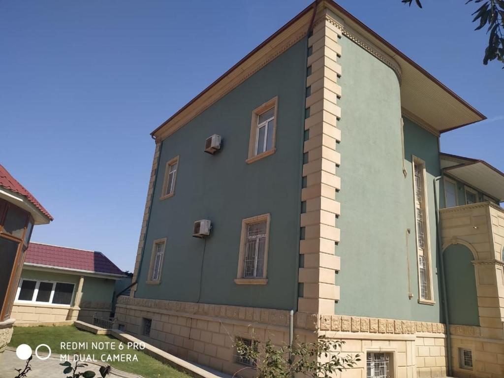 Baki Badamdar excellent villa