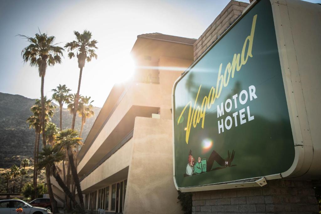 Vagabond Motor Hotel - Palm Springs