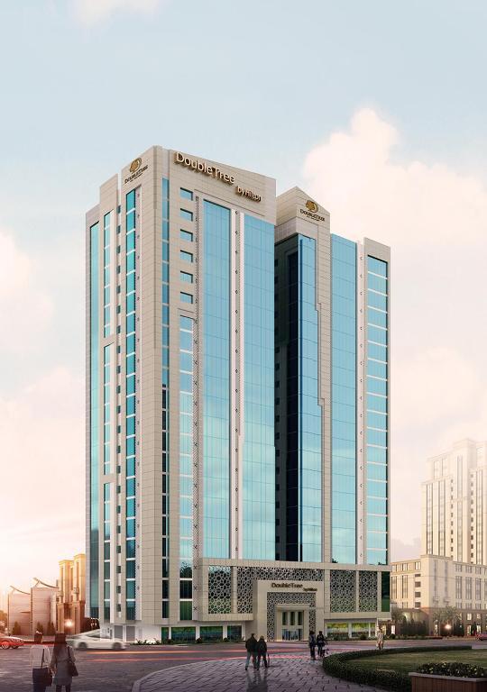 Doubletree By Hilton Ras Al Khaimah Corniche Residences - апарт-отель в  Рас-эле-Хайме, описание и цены - Planet of Hotels