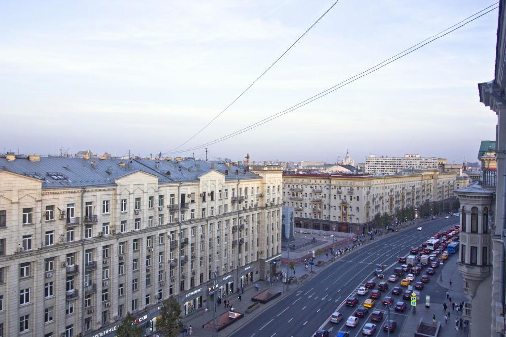 LaFlats Tverskaya 15 Center View