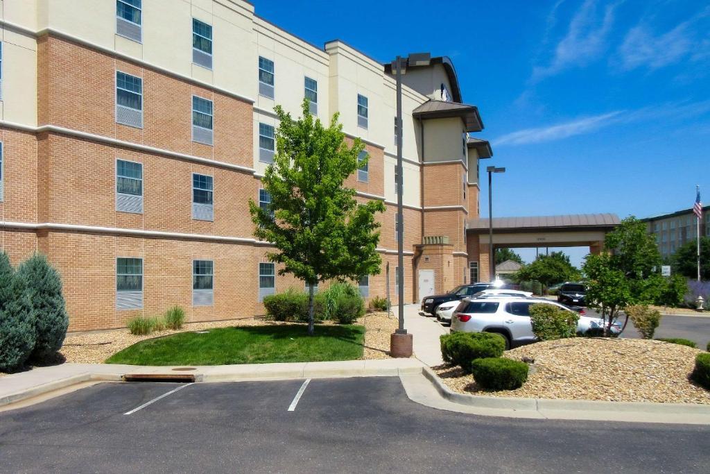 Quality Inn & Suites Denver South Park Meadows Area