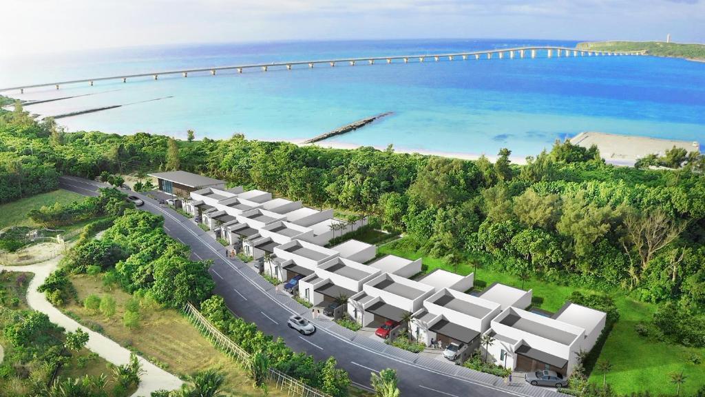 The Villa Maehama Beach
