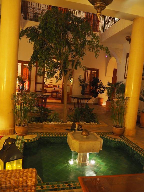 Riad Dar Kasal Bed And Breakfast In Marrakech Morocco Wander