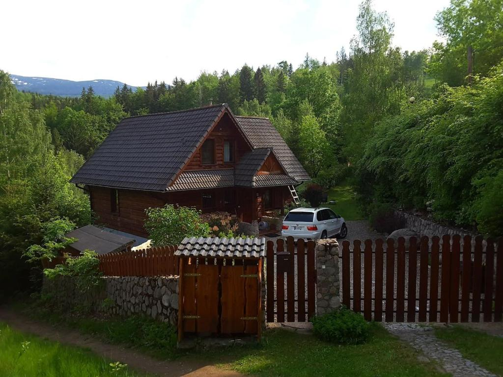 noclegi Przesieka Beautiful Mountain Cottage Giant Mountains Poland