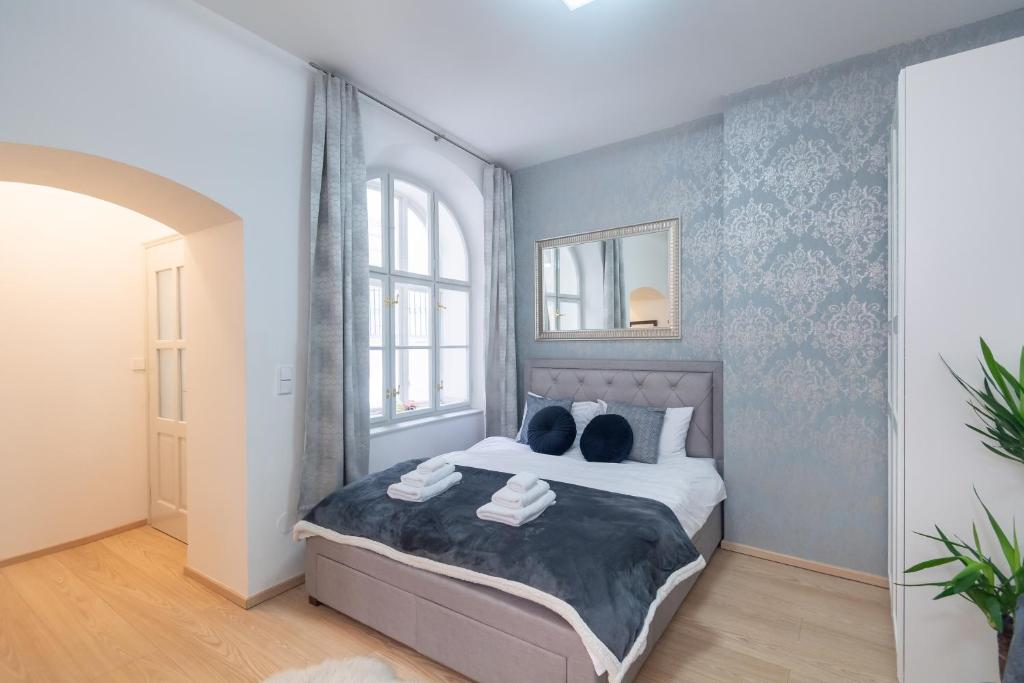 Quiet apartment in the heart of Old Town centre