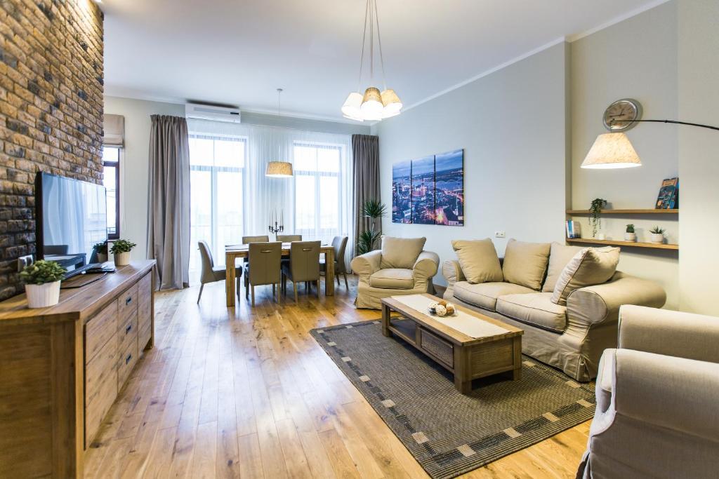 Riga Lux Apartments - Ernesta, Free parking